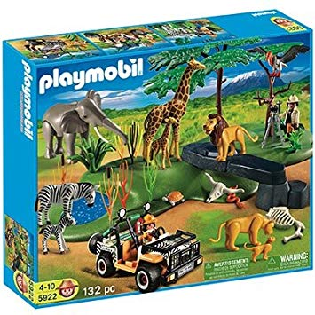 safari playmobil