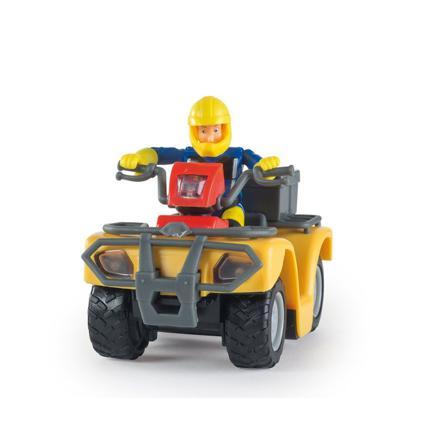 sam le pompier quad
