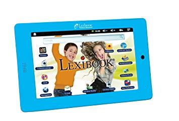 sav lexibook tablette