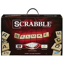 scrabble edition de luxe francais