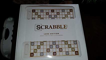 scrabble luxe