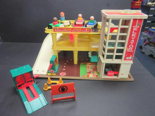service fisher price
