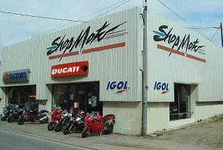 shop moto salon de provence