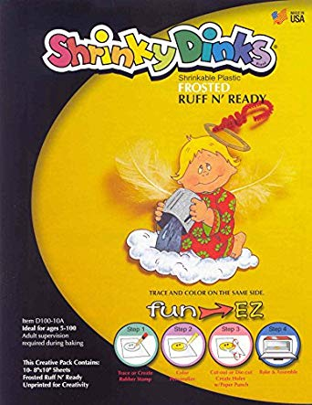shrinky dinks france