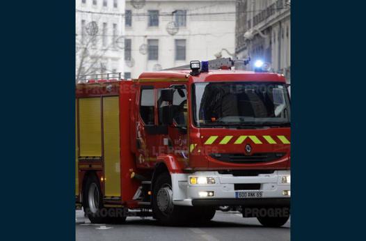 sirene camion pompier