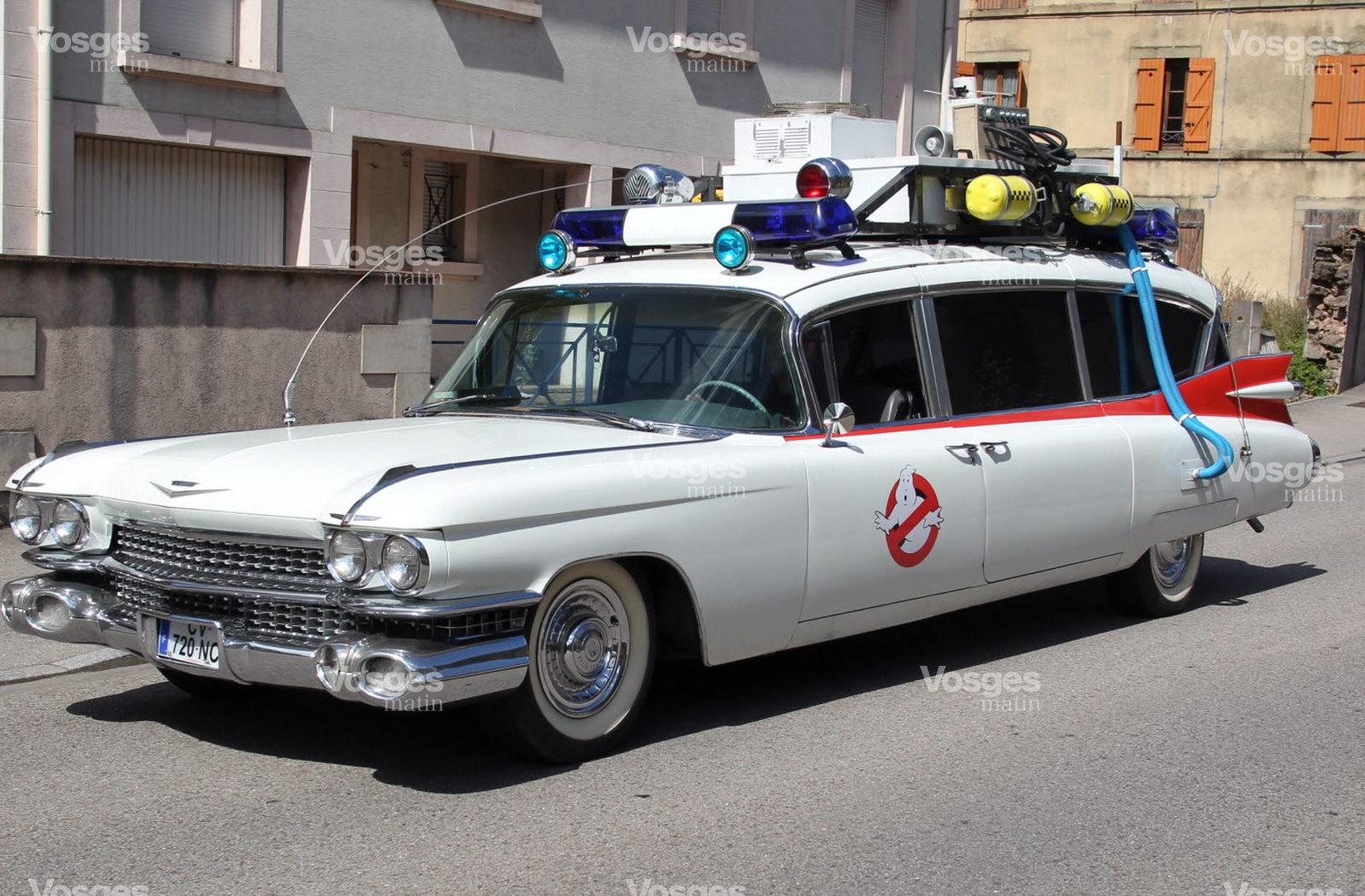 sos fantome voiture