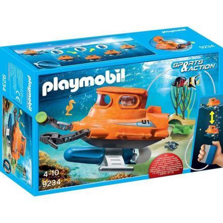 sous marin playmobil