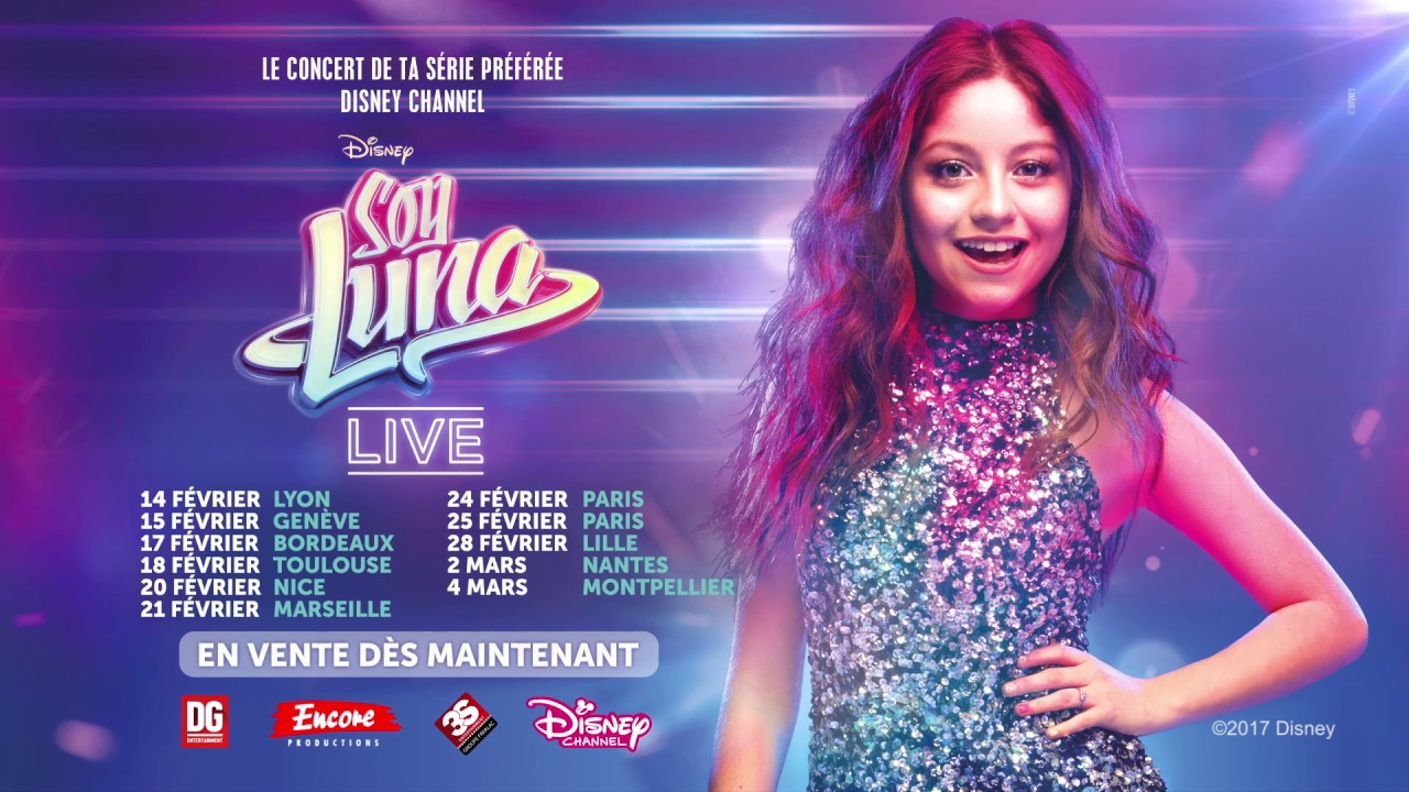 spectacle soy luna