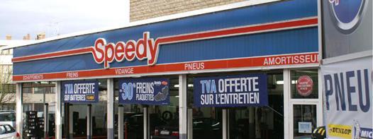 speedy fr