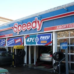 speedy garage france