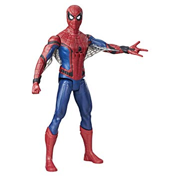 spider man figurine