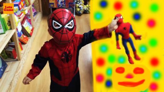 spider man pour les petit