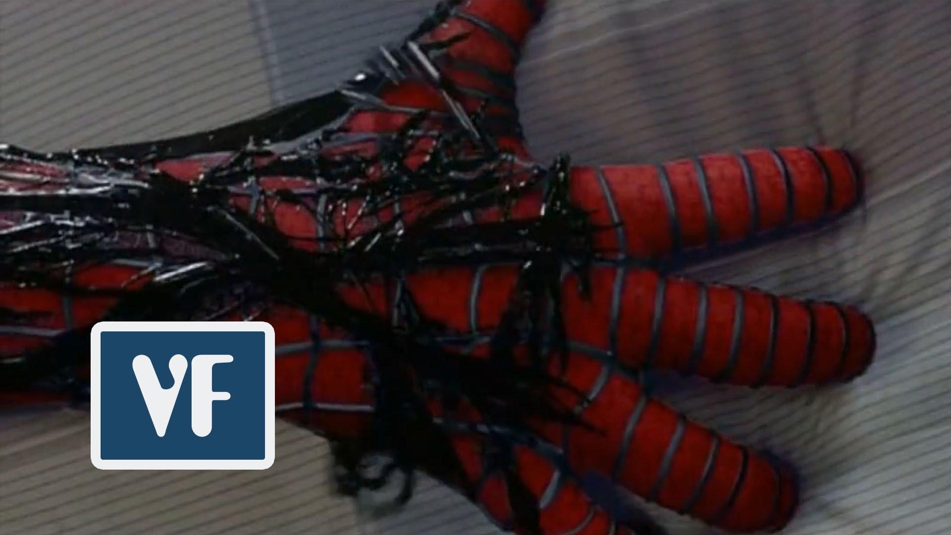 spiderman 3 noir