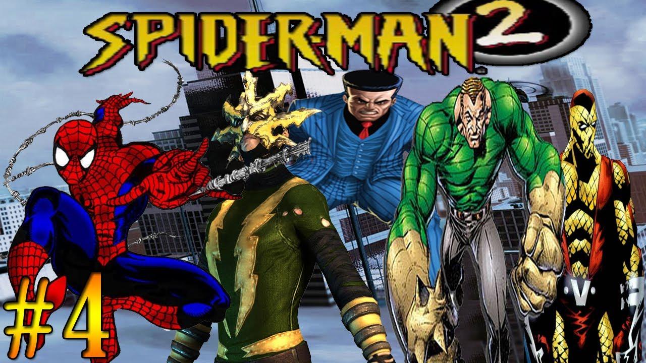 spiderman 4 electro