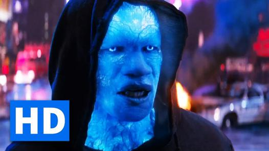 spiderman electro movie