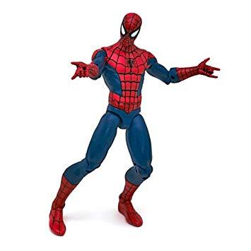 spiderman figurine articulée