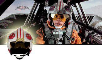 star wars casques de collection