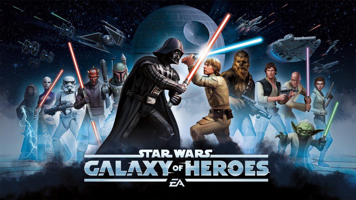 stars wars heroes