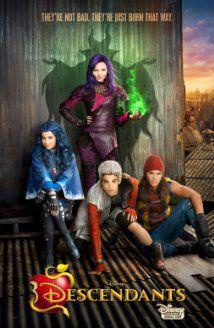 streaming descendants