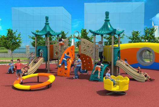 structure plastique jeux