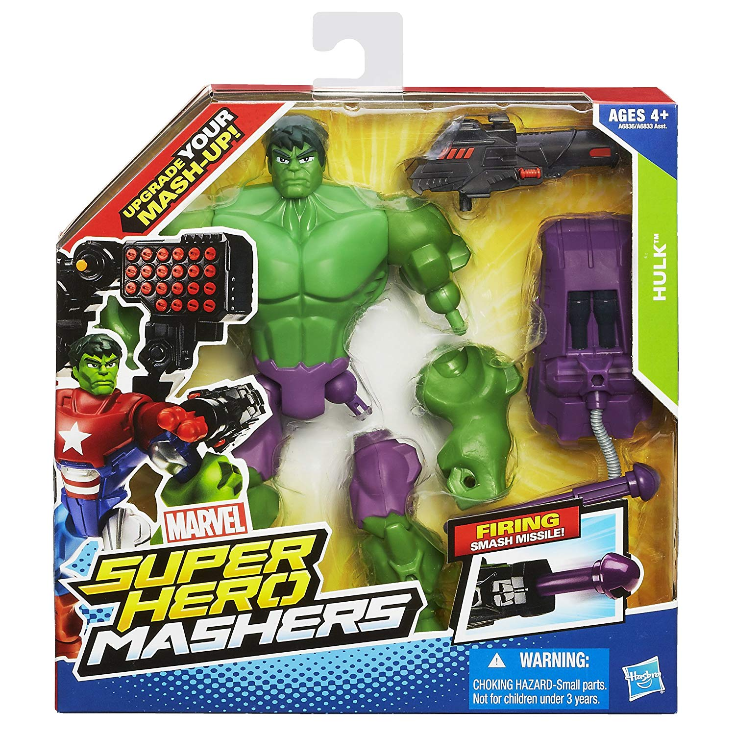 super hero mashers