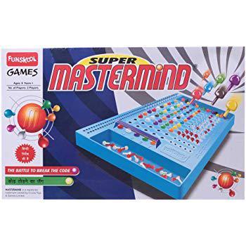 super mastermind game
