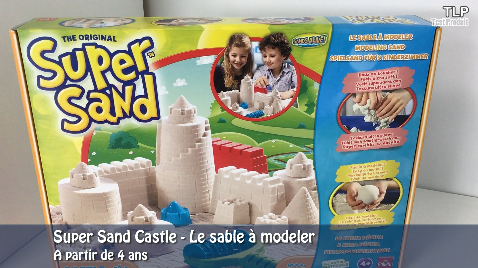 super sand chateau