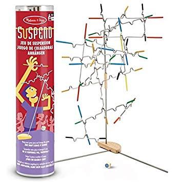 suspend jeu