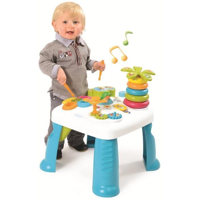 table activité cotoons