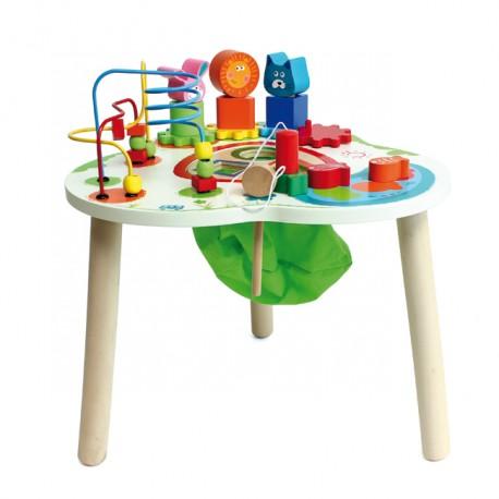 table activité