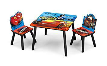table cars