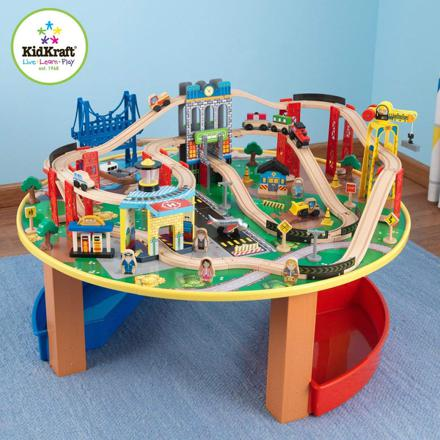 table circuit train kidkraft
