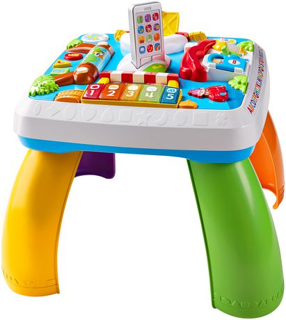 table d éveil fisher price
