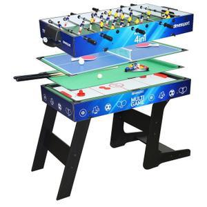 table de jeux 4 en 1 decathlon