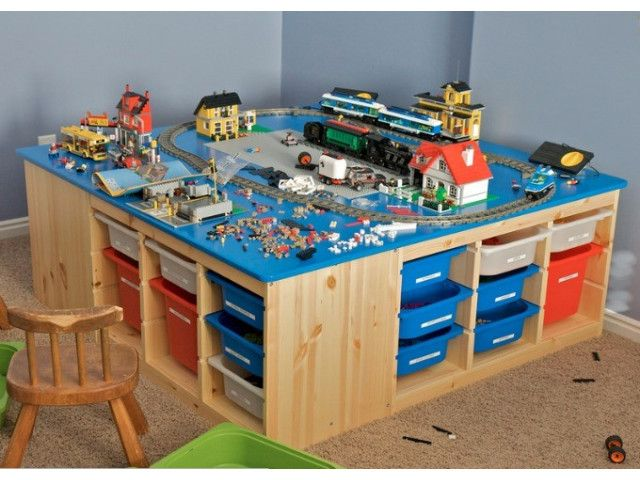 table de lego