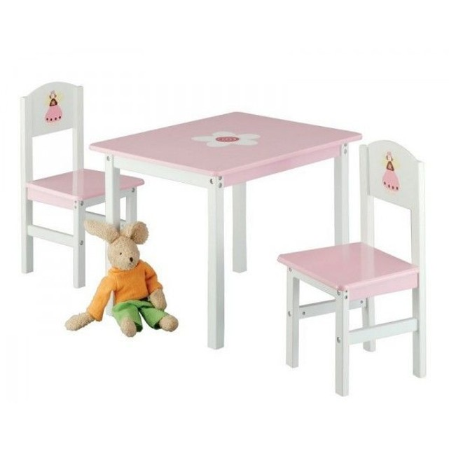 table enfant fille