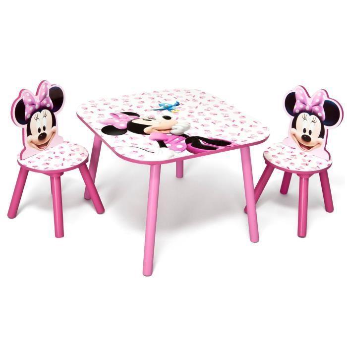 table et chaise bebe 2 ans