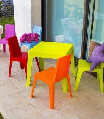 table et chaise jardin enfant