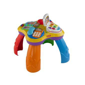 table eveil fisher price