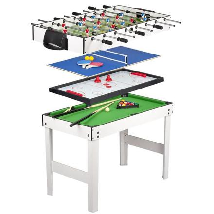 table jeux 4 en 1