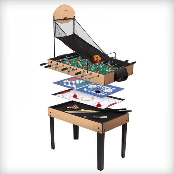 table multi jeux rene pierre