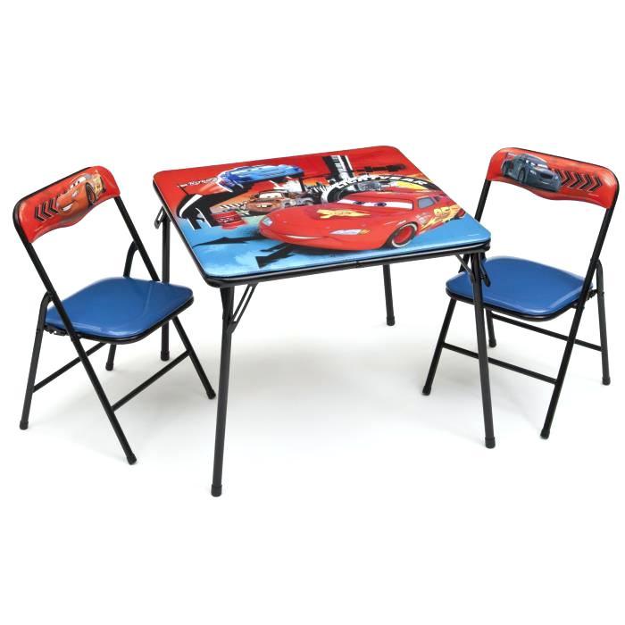 table pliante enfant