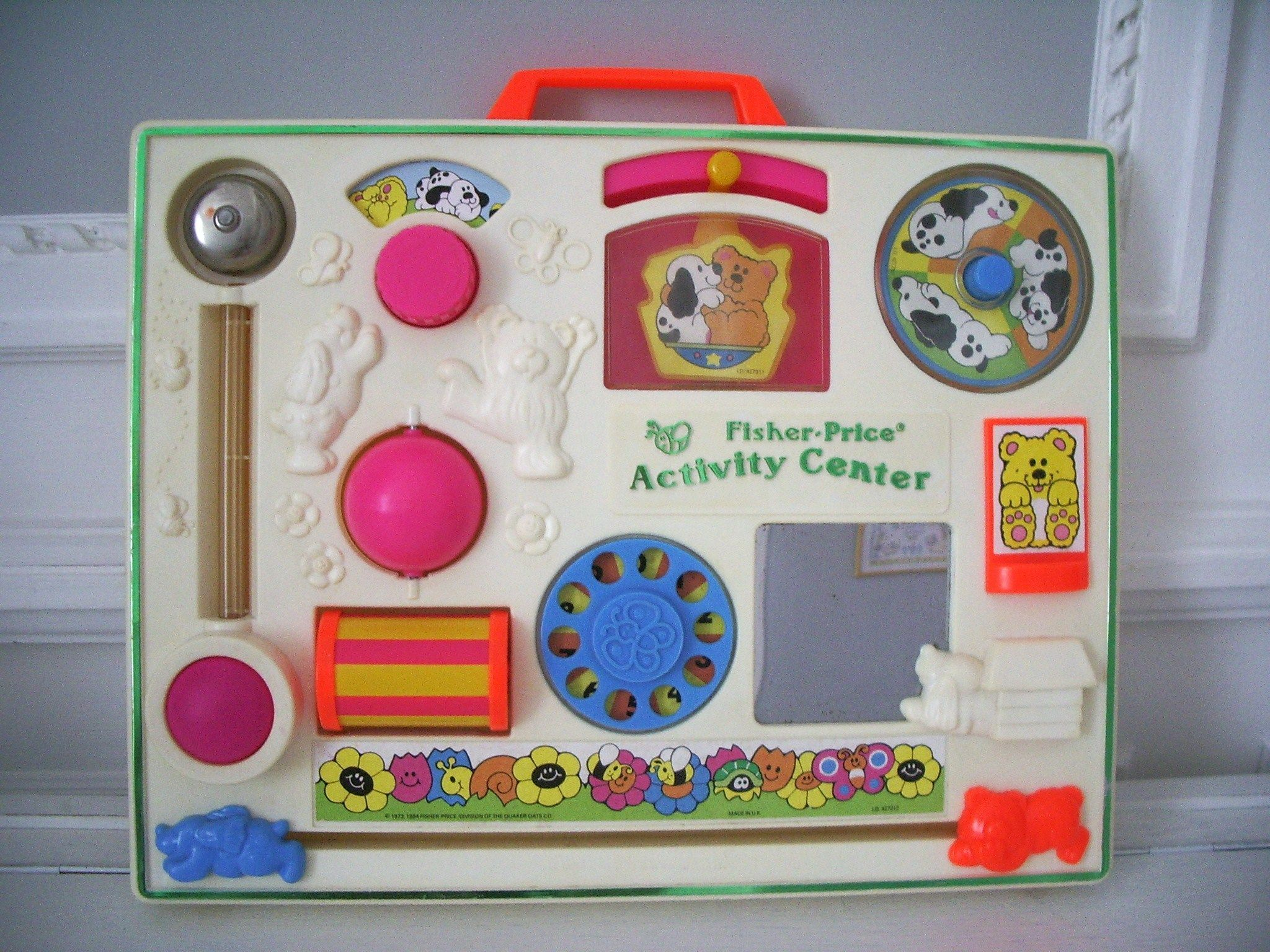 tableau fisher price