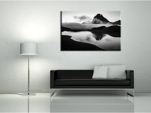 tableau noir blanc