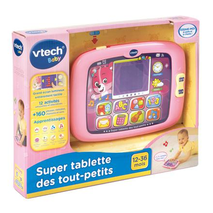 tablette bébé 1 an