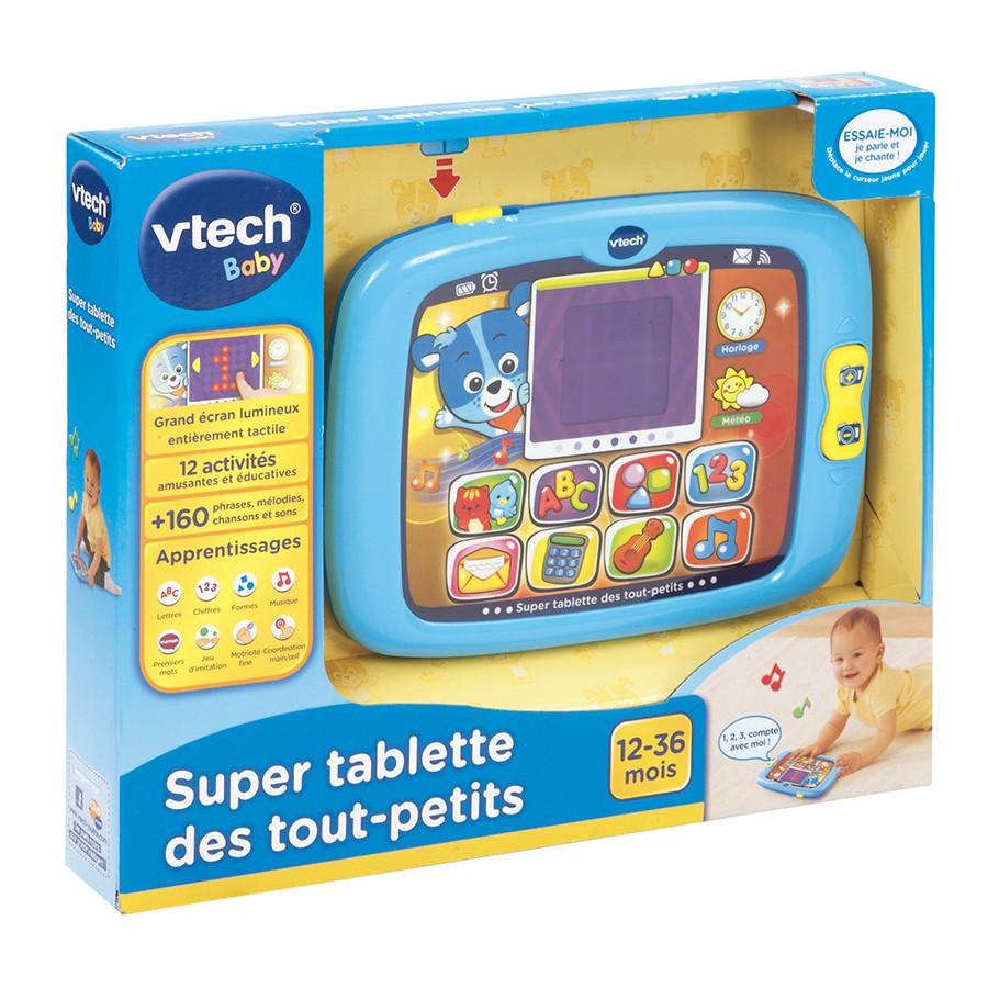 tablette tout petit