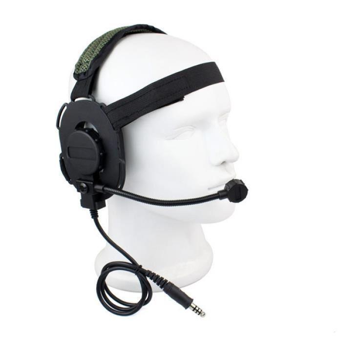 talkie walkie casque