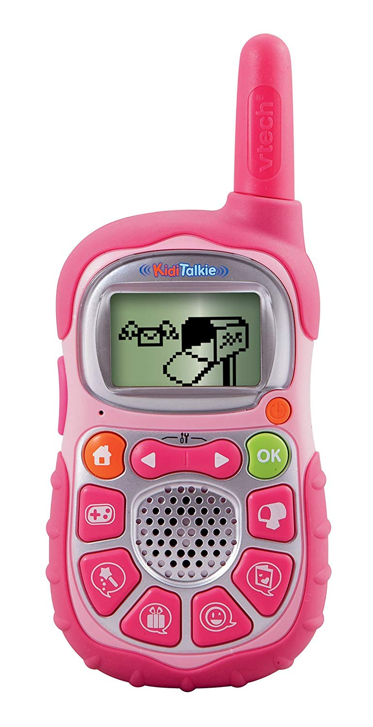 talkie walkie vtech rose