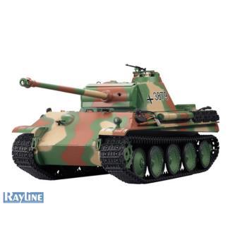 tank radiocommandé