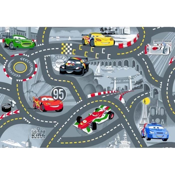 tapis circuit cars